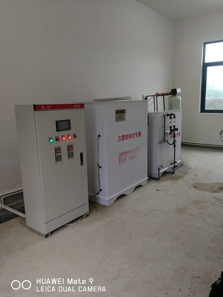 400g/h电解法次氯酸钠发生器,次氯酸钠发生器组合式特点