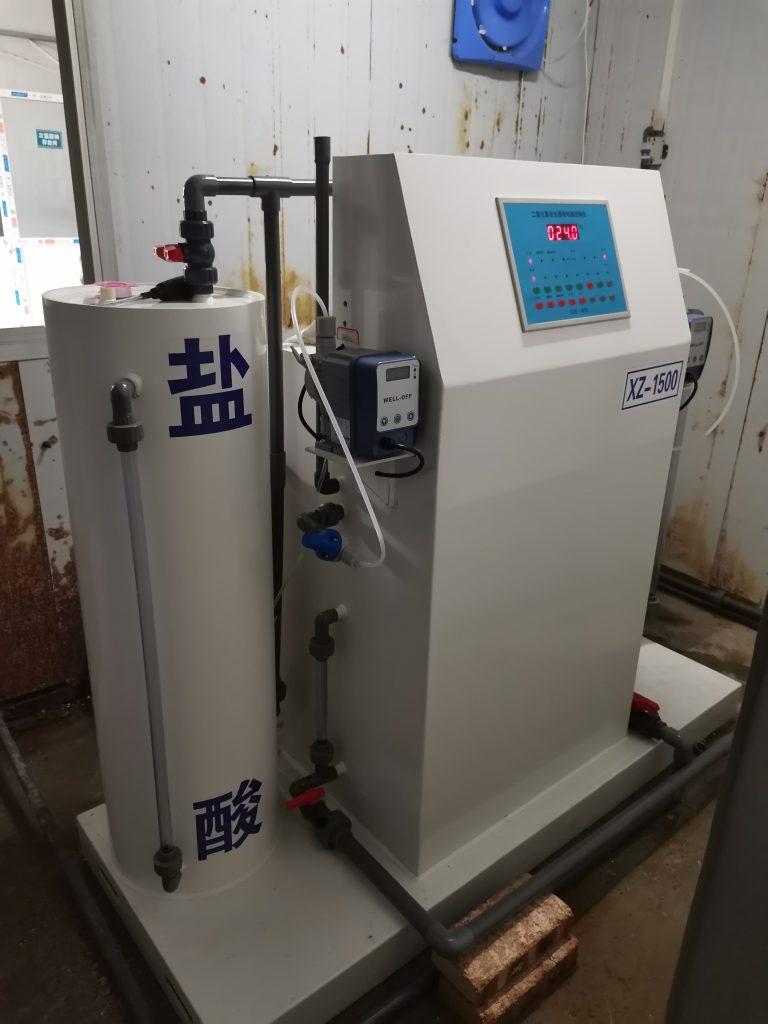 化学法二氧化氯发生器,二氧化氯AB剂投加器设备
