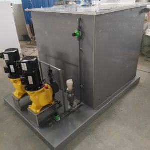 PAC/PAM加药设备、加药系统、加药装置