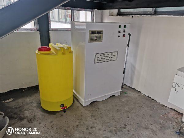 100g电解法次氯酸钠发生器2101