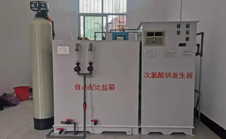 200g电解盐次氯酸钠发生器2101